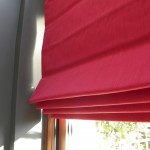 Thermal roman blind