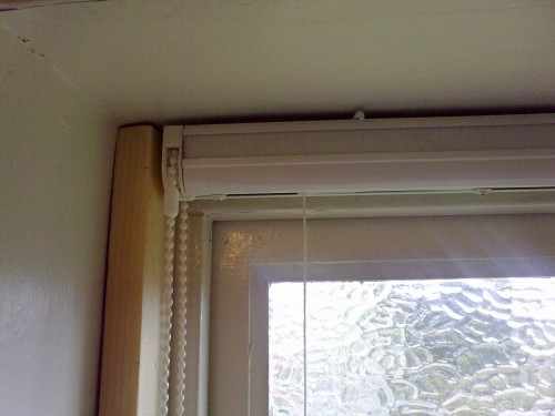 Details of fabric thermal roman blinds to save energy | The ...