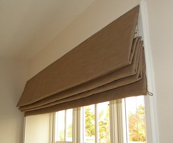 Photos Of Thermal Roman Blinds The Thermal Blind Co